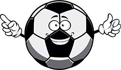 Amazon.com: Yetta Quiller Funny Soccer Ball Face Mascot Home.