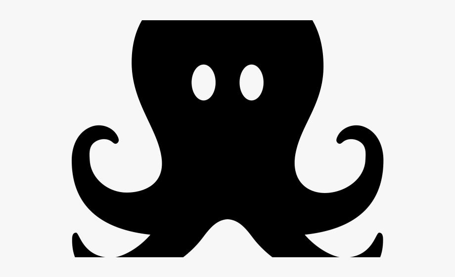 Octopus Clipart 8 Leg.