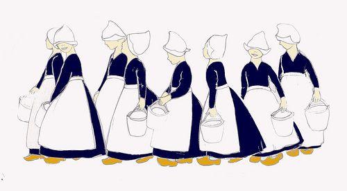 8 Maids.