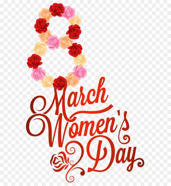 International Women\'s Day Valentine\'s Day Clip art.
