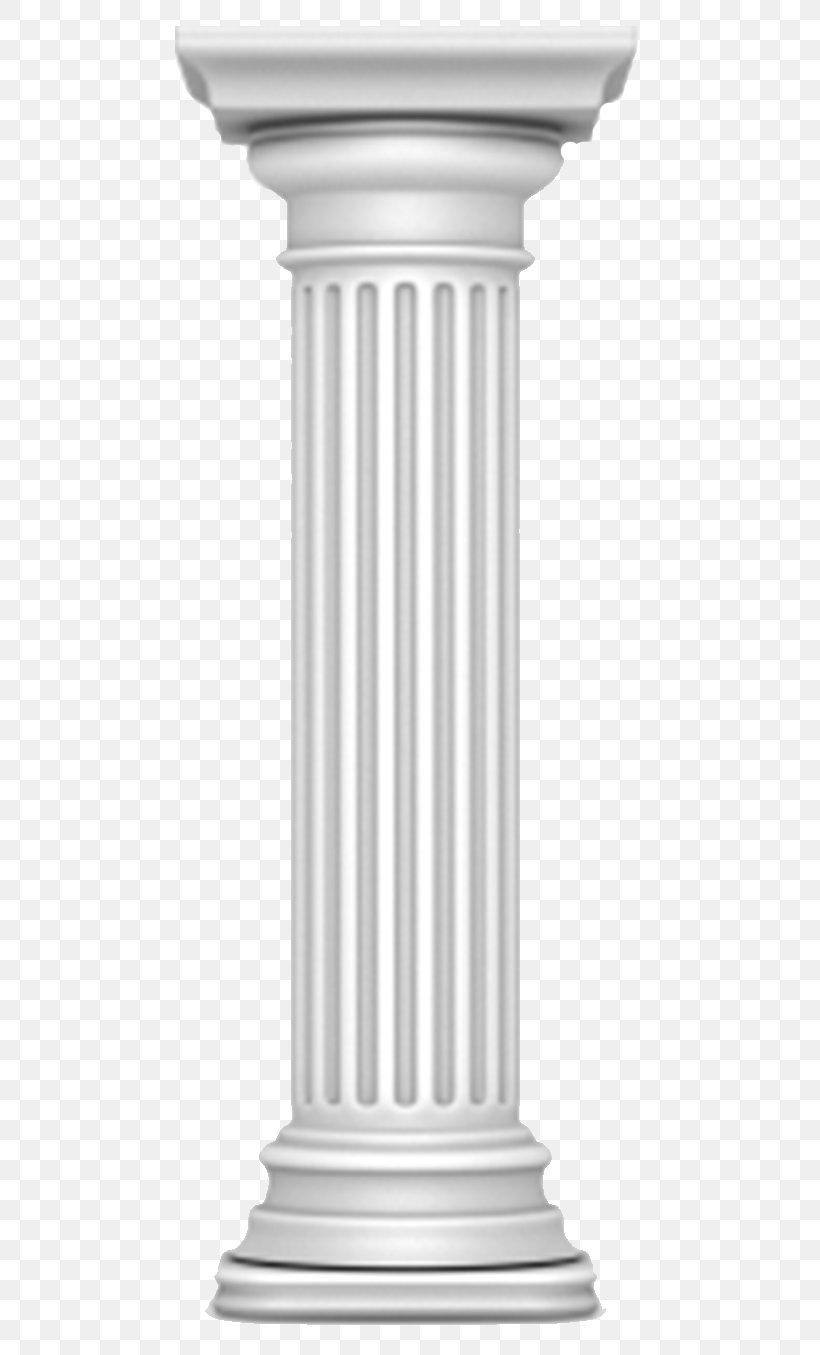 Column Doric Order Ancient Roman Architecture Classical.
