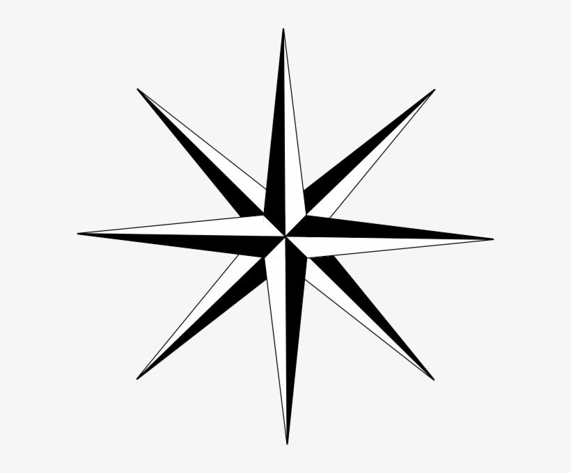 8 Point Star Clipart Jpg Stock.
