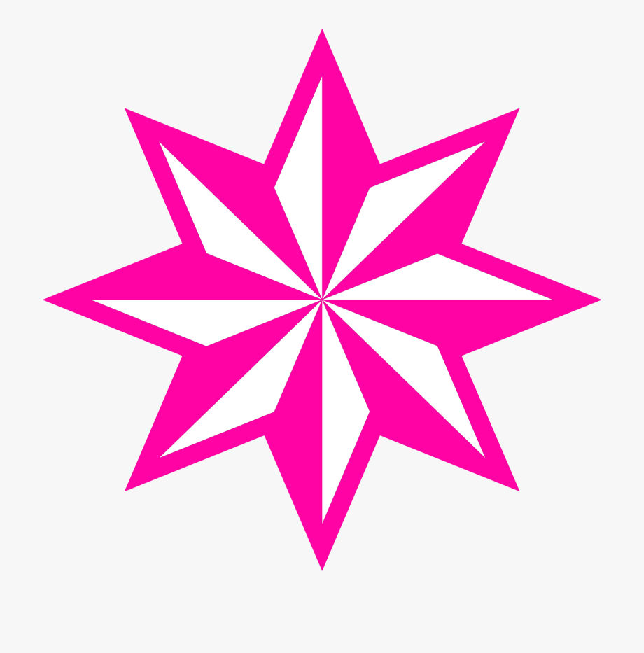 Point Star Clipart Collection 8 Pointed Star Quilt.