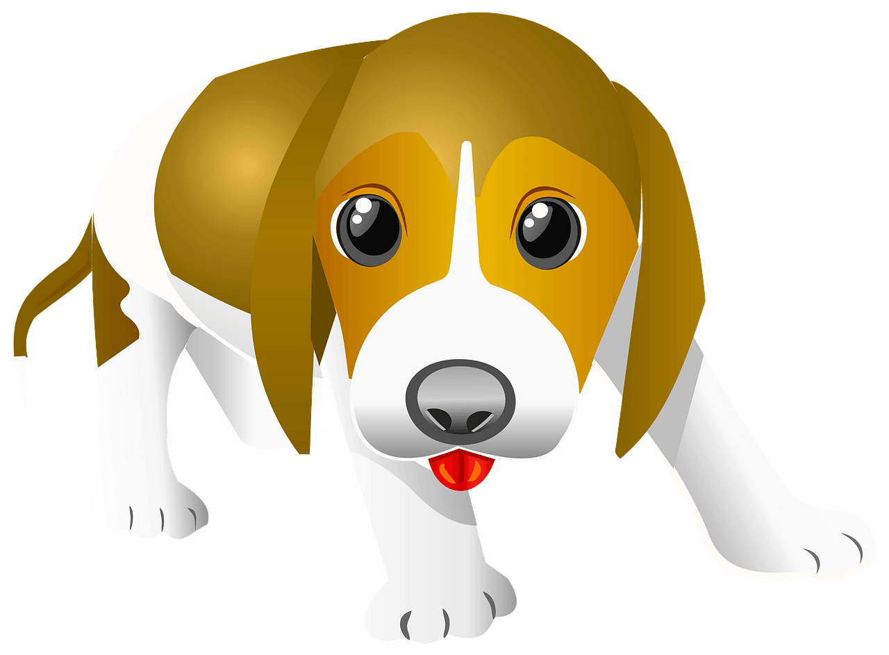 Puppy clipart. Free download..