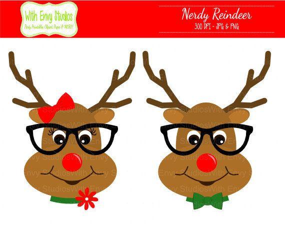 Reindeer Clipart Free at GetDrawings.com.