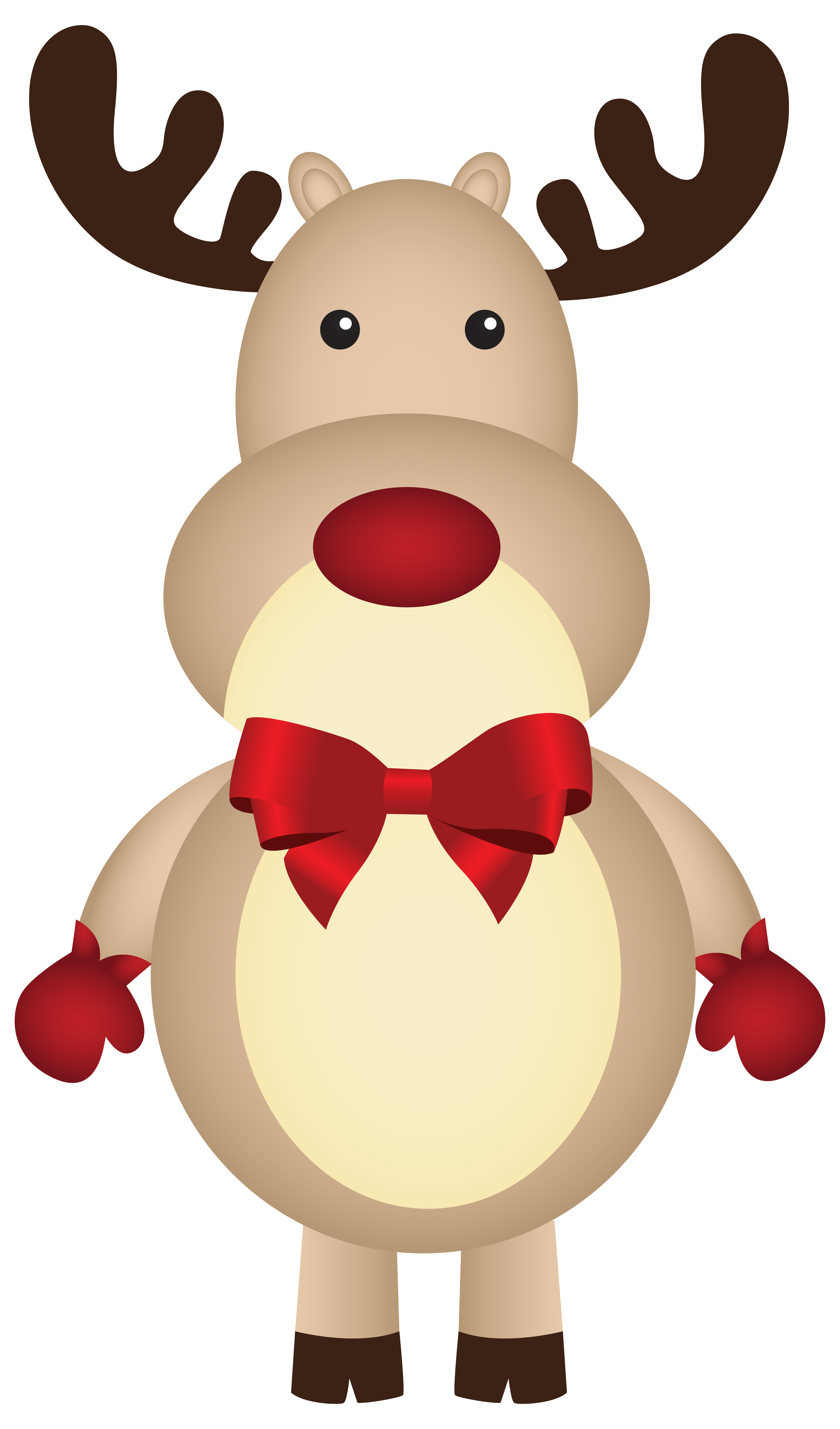 Christmas Rudolph.