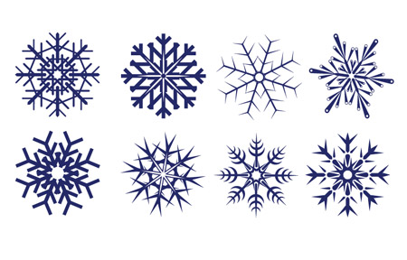 8 sided snowflake clipart clipart images gallery for free.