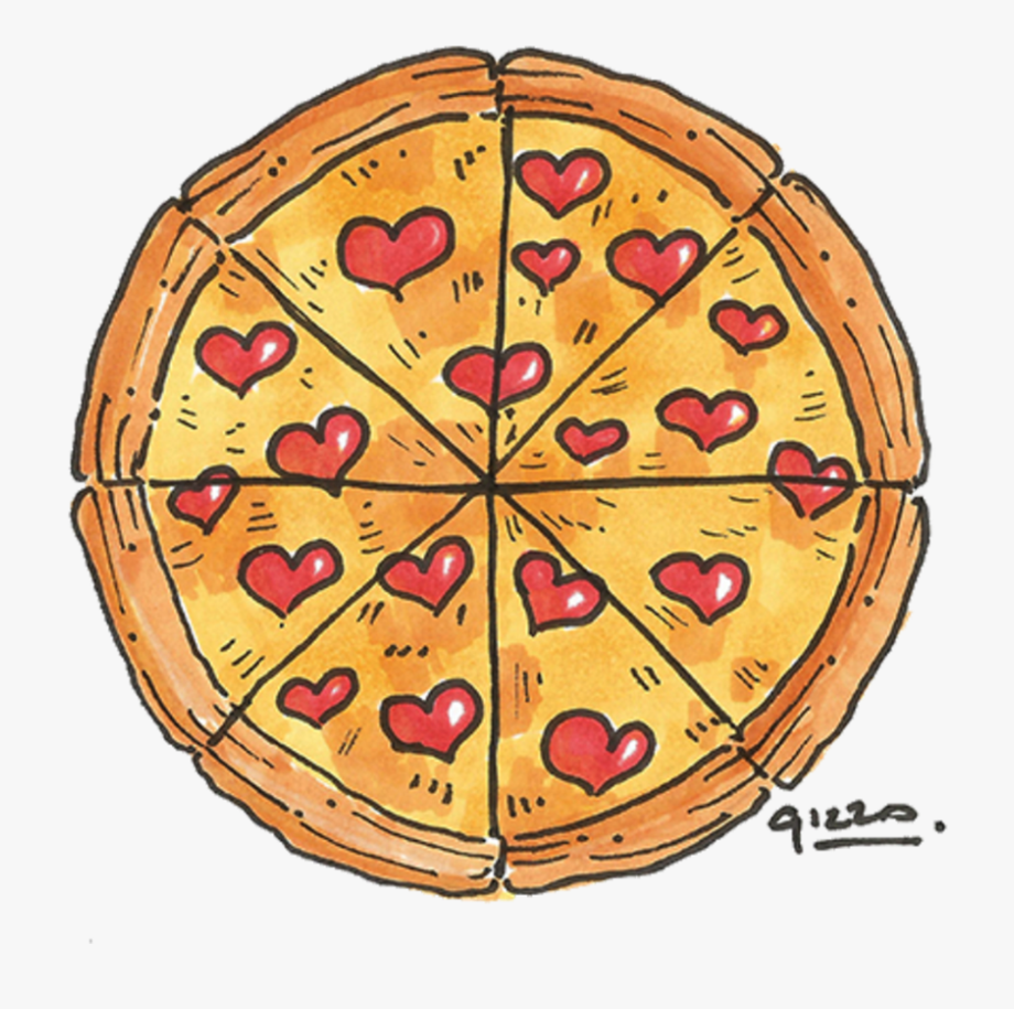 Pizza Clipart Word.