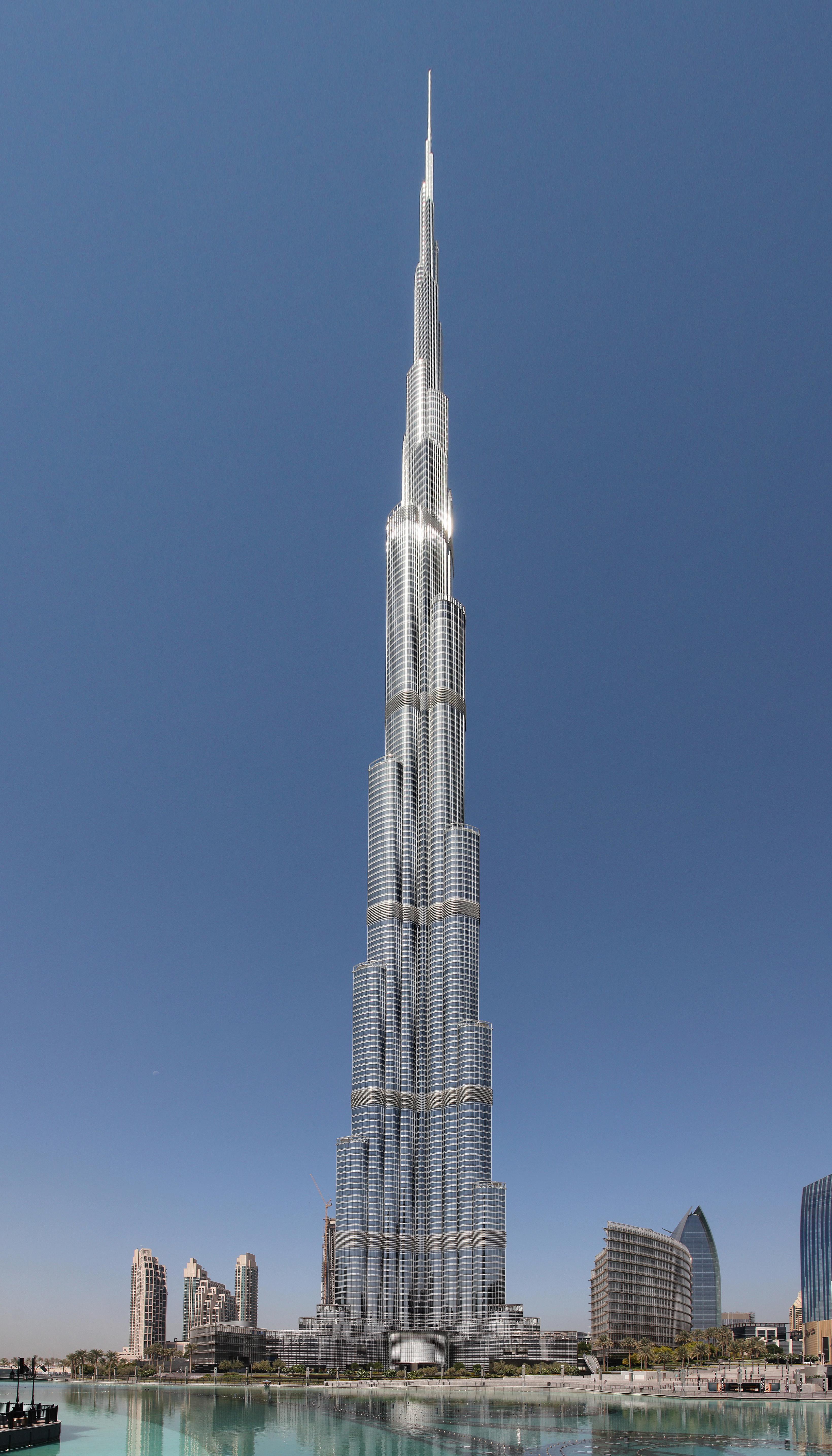 Burj Khalifa.