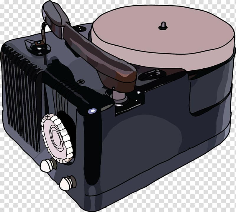 Phonograph record 8.