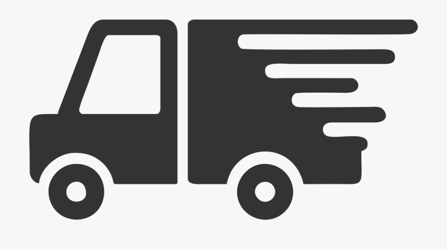 Delivery Truck Clipart 8.