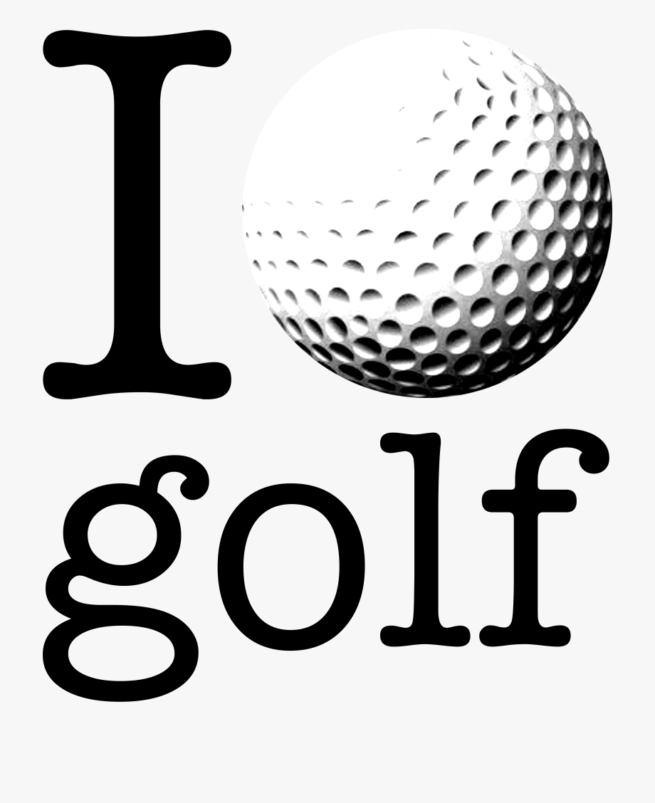 Clip Library Golf Clipart Black And White.