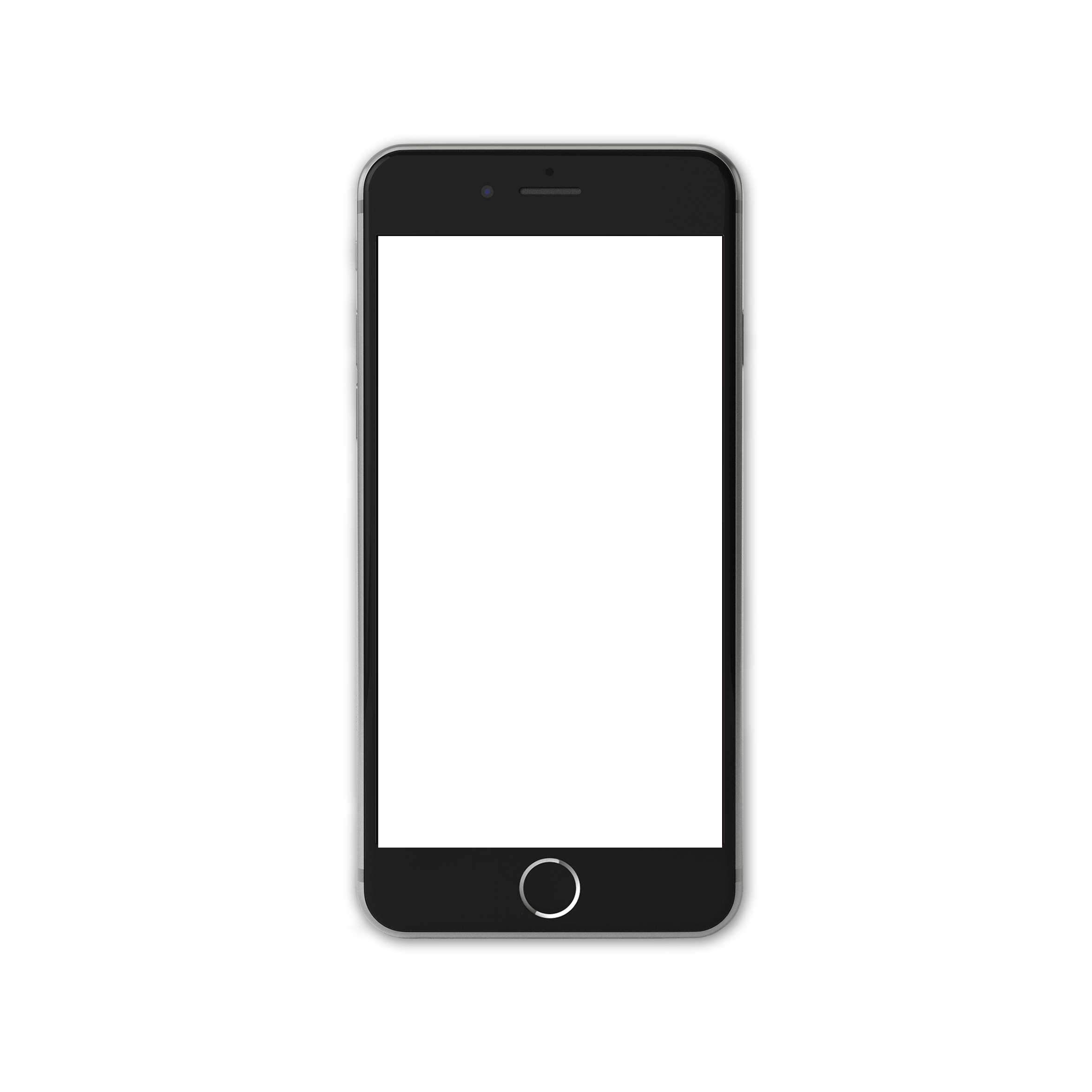 iPhone 5s iPhone 6 iPhone 8 Mockup.