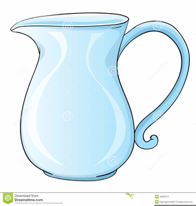 Water Jugs Clipart.