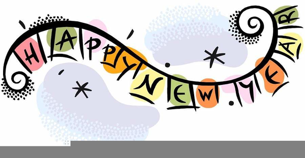 Free Clipart Of New Years Clipart.