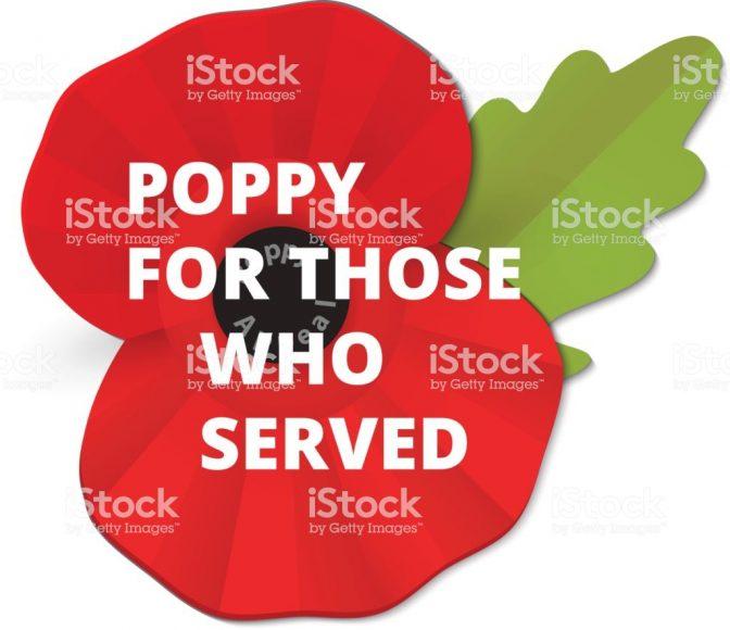 color pages ~ Armistice Day Flower Fabulous Opium Poppy.