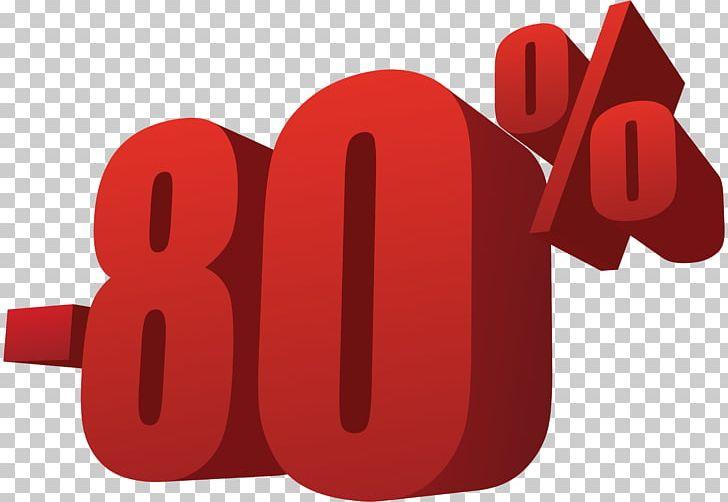 80% Off Sale Transparent PNG, Clipart, Brand, Clipart.