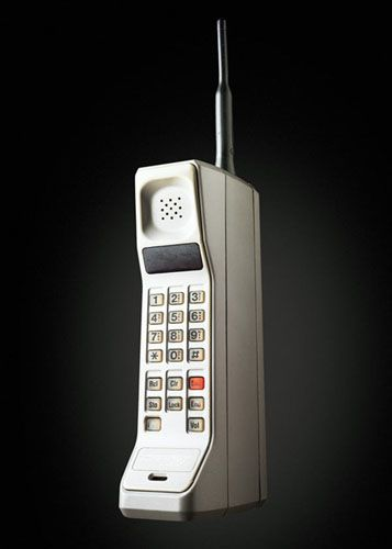 The first mobile phone call was placed 40 years ago today.