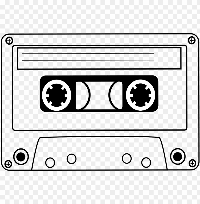 banner freeuse download cassette clipart 80s party.