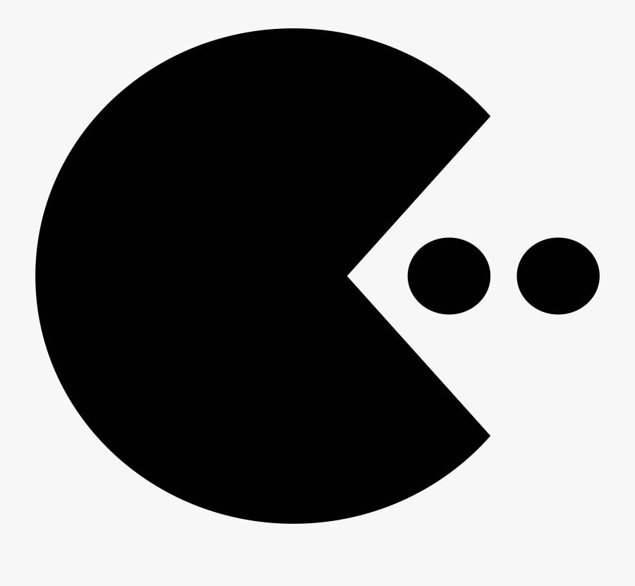 Pacman Svg 80\