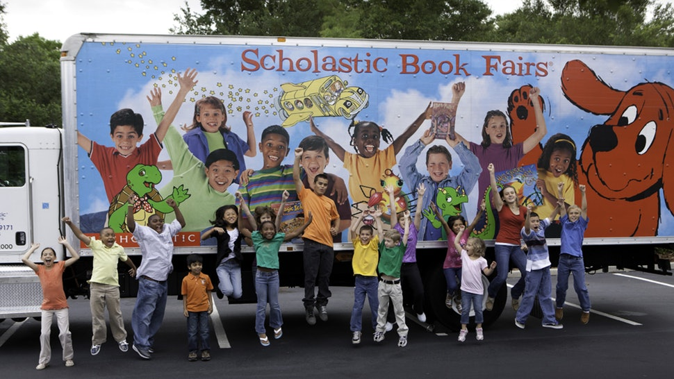17 Scholastic Book Fair Books You Just Had To Buy.
