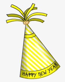 Party Hat New Year\