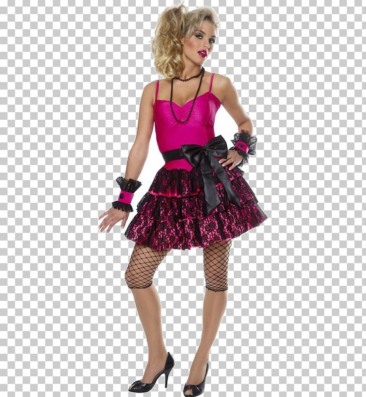1980s Costume Party Dress Clothing PNG, Clipart, 80s, 1980s.