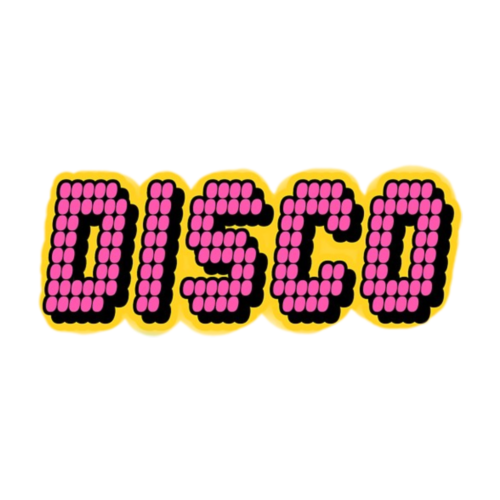 disco 80s flashback music styles.