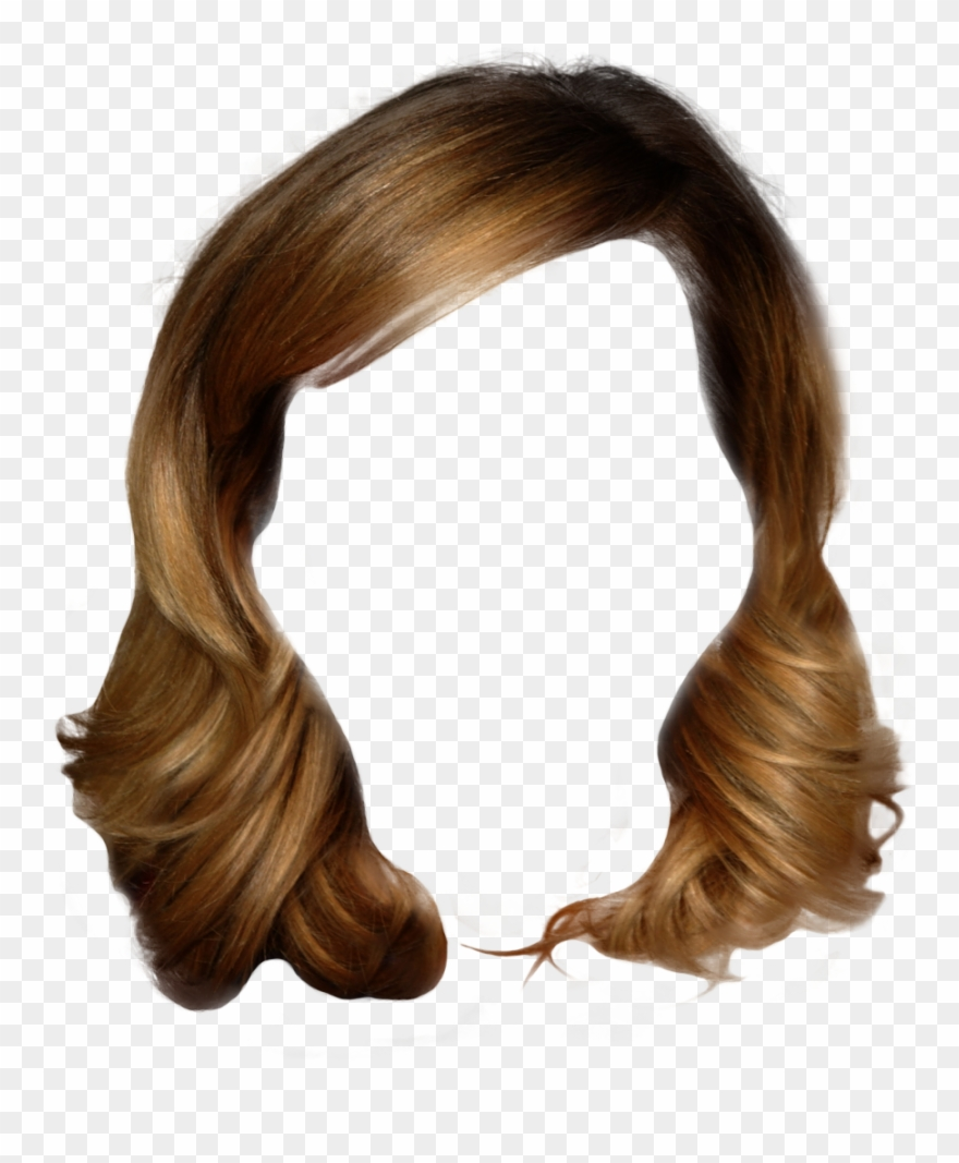 Hairstyles Clipart Girl Hairstyle.