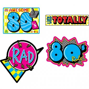 80s Clipart Free.