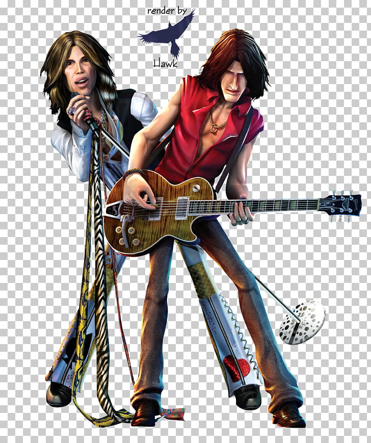 Guitar Hero: Aerosmith Guitar Hero III: Legends of Rock.
