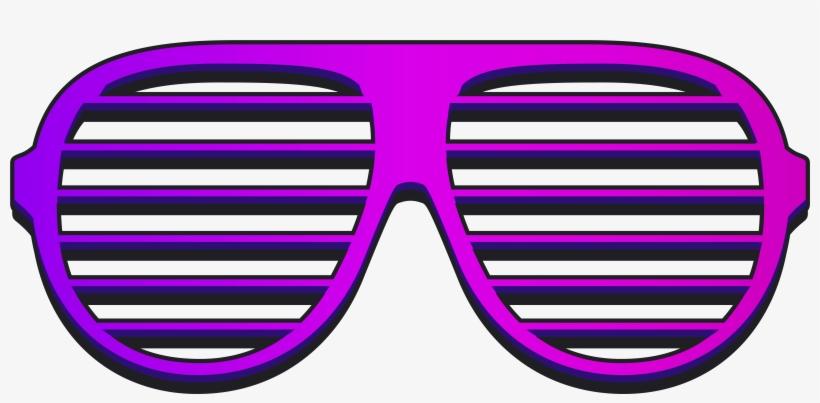 Cool Sunglasses Clipart Transparent Transparent PNG.