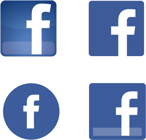 Free Facebook Logo Clipart.