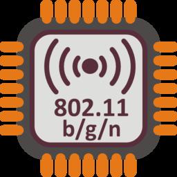Wifi 802 11 B G N Clipart.