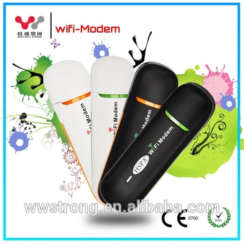 802.11 B/g/n Quad Frequency Band Android 3g Wifi Router.