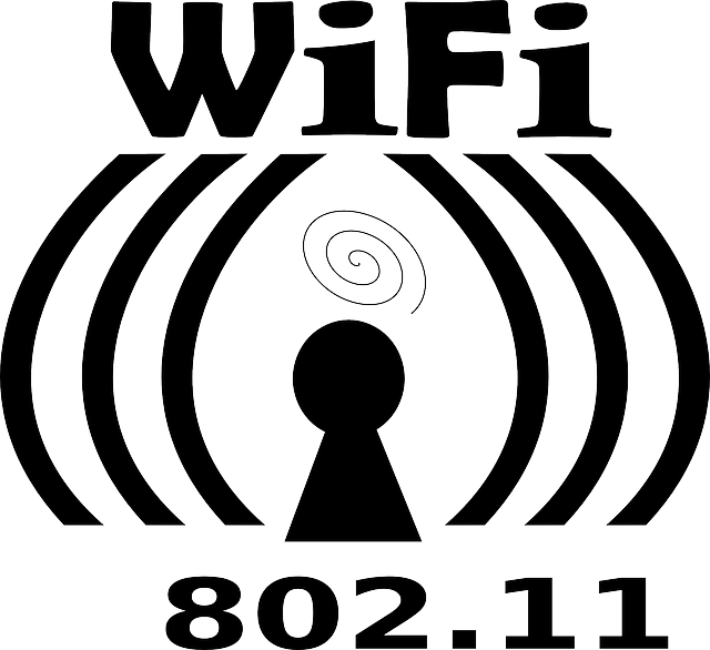 Free vector graphic: Wifi, Wireless, Transmit, 802 11.