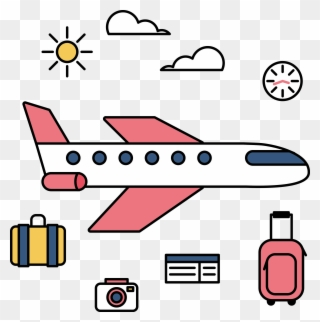 Free Airplane Clipart.