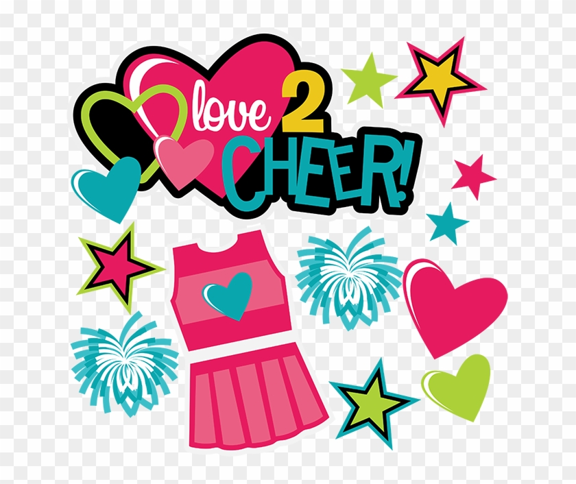 Love Cheer Scrapbook Collection.
