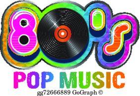 80S Clip Art.