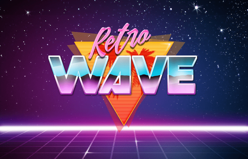Free 80s Graphics to Revive the Good Old Days in 2018.