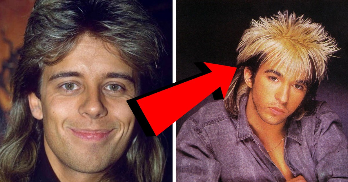 The Top 10 Worst/Best Men\'s Hairstyles of the 80s.