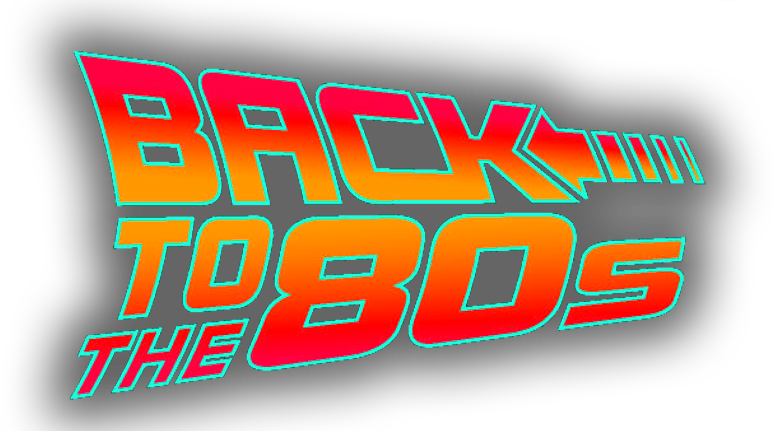 HD Back To 80s Png , Free Unlimited Download #1938057.