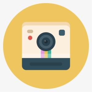 80s polaroid camera clipart #6