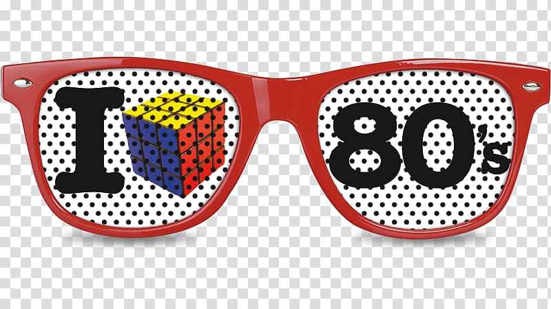 1980s Goggles, 80s transparent background PNG clipart.