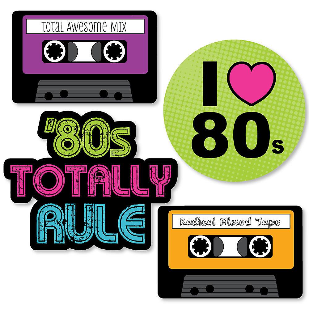 80's Retro.