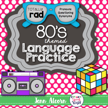 80s Theme Worksheets & Teaching Resources.