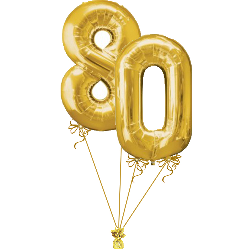 80th Birthday Clip Art Cliparts.