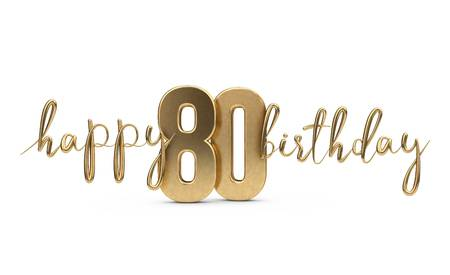 80th Birthday Stock Illustrations, Cliparts And Royalty Free 80th.