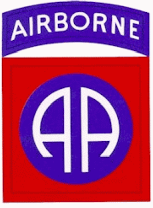 82nd airborne patch vector.