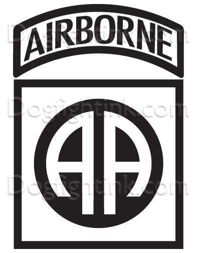 Download 82nd airborne division clipart Logo 82nd Airborne Division.